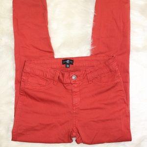 Cello Jeans Sedona Orange Size 13